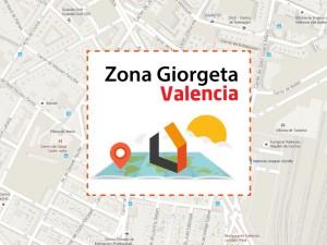 Promoción de pisos en Valencia zona Giorgeta