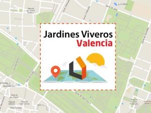 Promoción jardines de Viveros Valencia