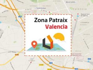 Promoción de pisos en Valencia Patraix